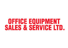 Office Equip Sales & Serv Ltd logo