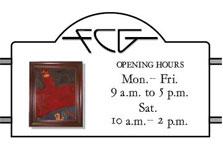 Frame Centre Gallery logo