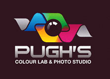 Pugh's Colour Lab logo