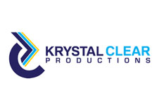 Krystal Clear Productions logo