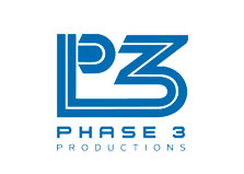 Phase Three Productions Ltd logo