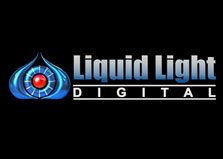 Liquid Light Digital logo