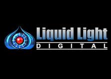 Liquid Light Digital logo