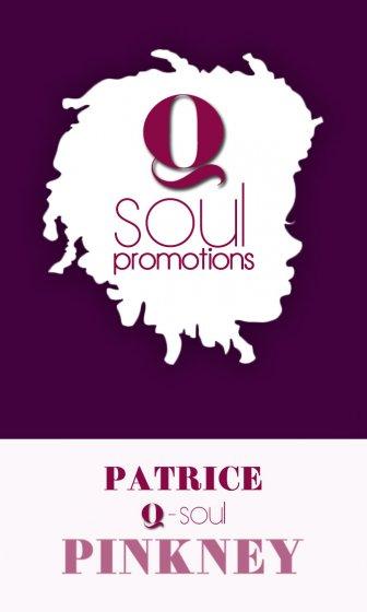 QSoul Promotions logo