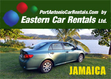 Eastern Car Rentals logo