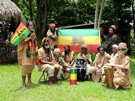 Rastafari Indigenous Village logo