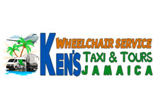 Kens Wheel Chair Service Taxi and Tours logo