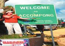 Accompong Maroon Festival logo