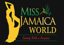 Miss Jamaica World Pageant logo