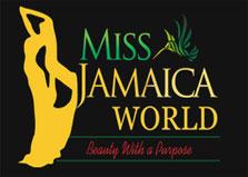 Miss Jamaica World Pageant logo