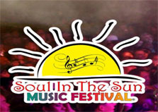 Soul in the Sun Music Festival logo
