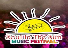 Soul in the Sun Music Festival logo