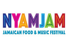 NyamJam Food and Music Festival logo