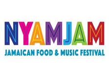 NyamJam Food and Music Festival logo