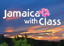 Jamaica With Class logo