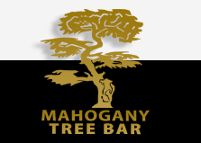 Mahogany Tree Bar logo