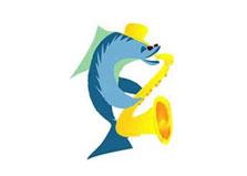 OchoRios jazz Festival logo