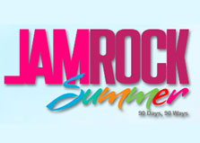 Jamrock 90 Days of Summer logo