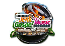 Kingston Jerk Gospel Music Festival logo
