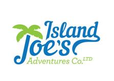 Island Joe's Adventures Company logo