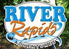 River Rapids Adventures logo
