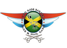 Ocho Rios Barbers Face and Nail Care logo