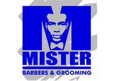 Mister Barbers & Grooming logo