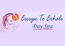 Escape to Exhale Day Spa logo