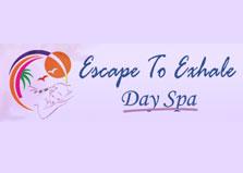 Escape to Exhale Day Spa logo