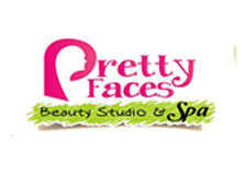 Pretty Faces Jamaica logo