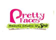 Pretty Faces Jamaica logo