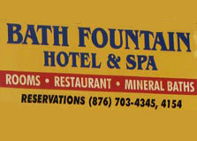 Bath Fountain Hotel & Spa logo