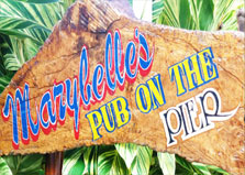 Marybelle's Pub on the Pier logo