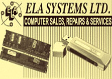 Ela Systems Ltd logo
