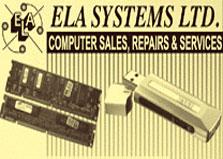 Ela Systems Ltd logo