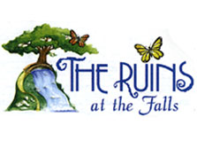 The Ruins at the Falls logo