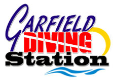 Garfield Diving Station logo