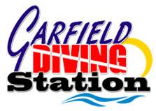 Garfield Diving Station logo