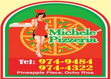 Michele Pizzeria logo