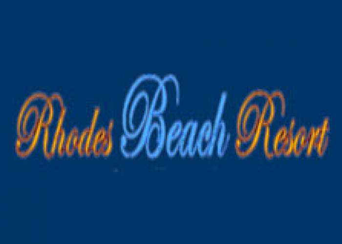 Rhodes Beach Resort Negril logo