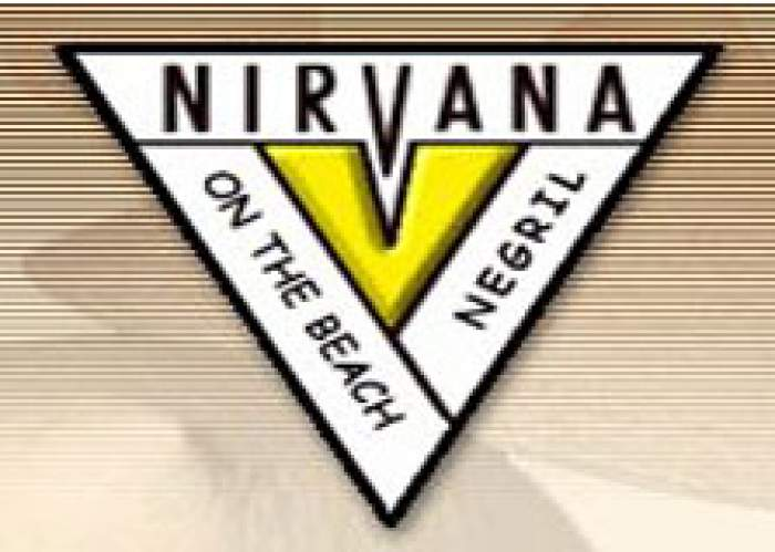 Nirvana on the Beach logo