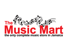 The Music Mart logo