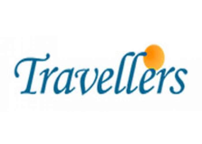 Travellers Beach Resort logo