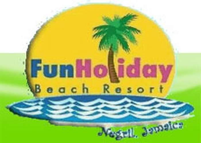 Fun Holiday Beach Hotel logo