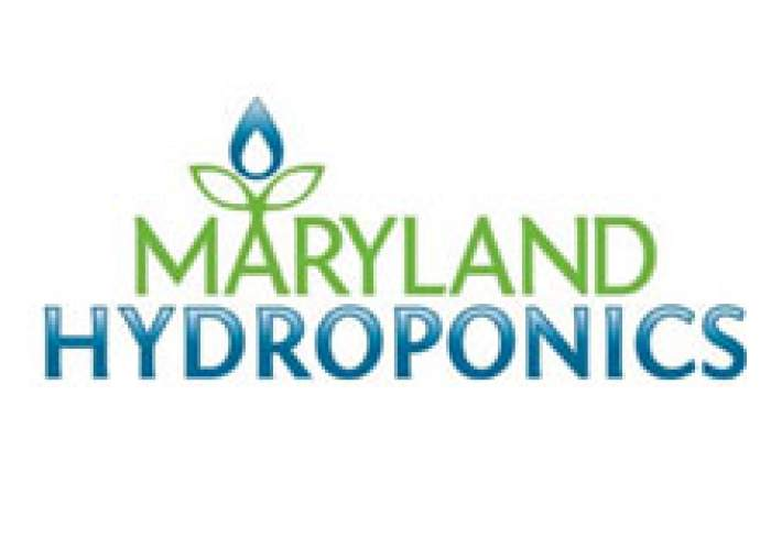 Maryland Hydroponics logo