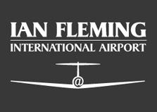 Ian Fleming Int. Airport logo