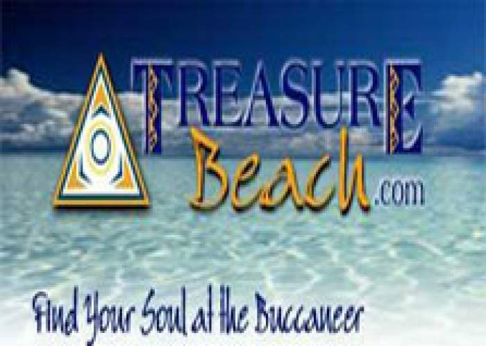 The Buccaneer Villa logo