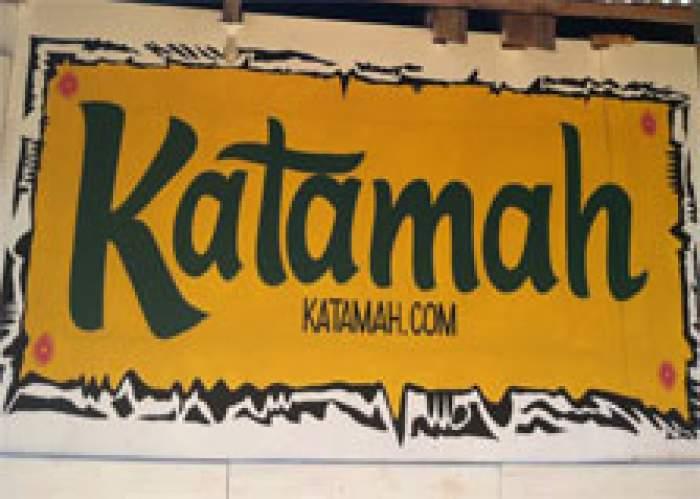 Katamah Beachfront Resort logo