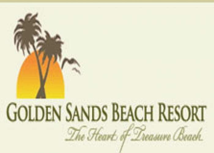 Golden Sands Beach Resort  logo