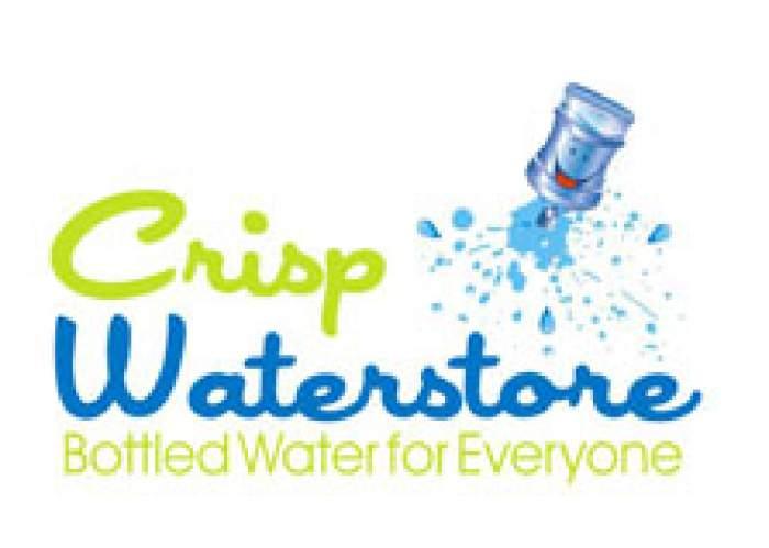 Crisp Waterstore & Juice Spot logo